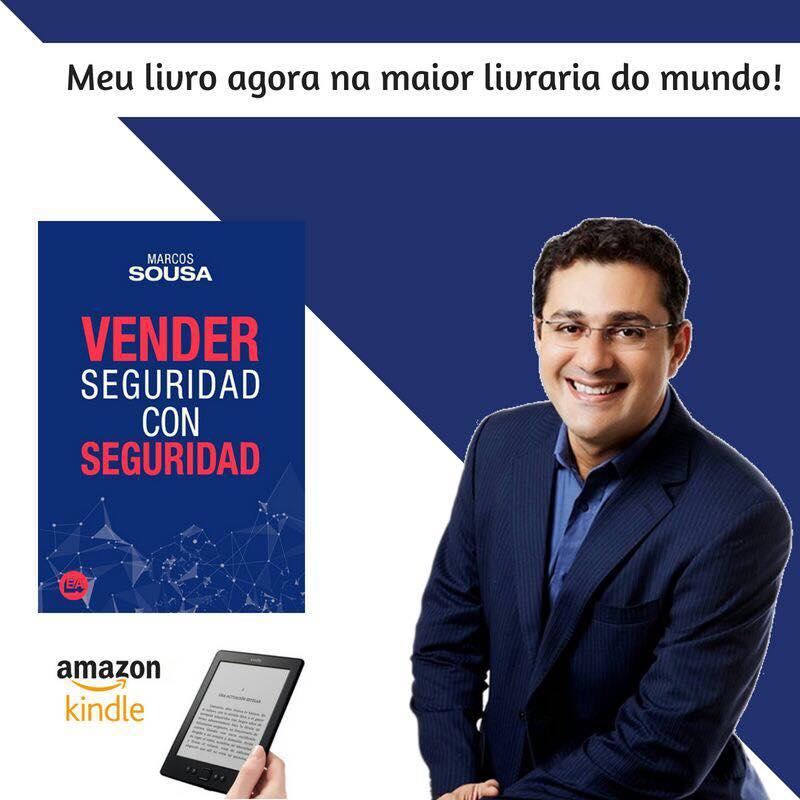 Livro de Marcos Sousa na Amazon – Marcos Sousa